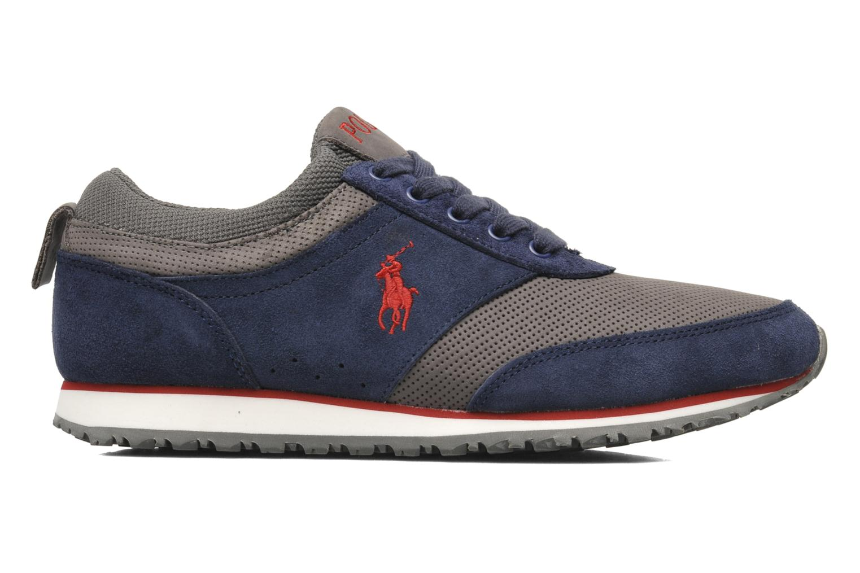 Sneakers Polo Ralph Lauren Ponteland Azzurro immagine posteriore