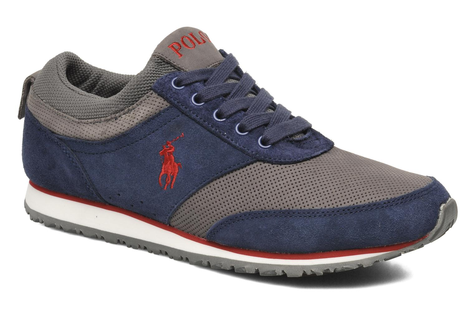 Trainers Polo Ralph Lauren Ponteland Blue detailed view/ Pair view