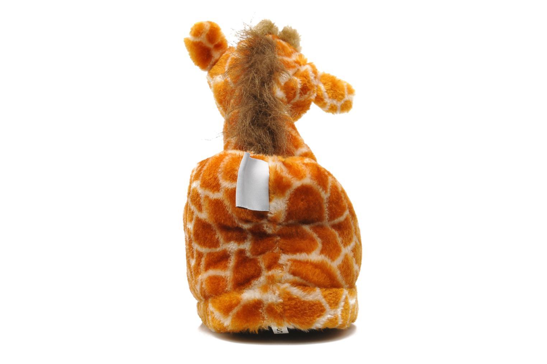 Giraffes marron
