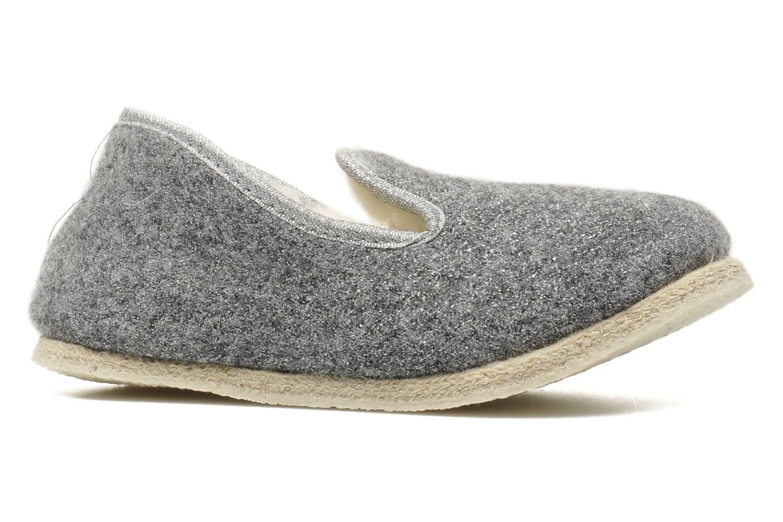 Slippers Rondinaud Muizon-P Grey back view
