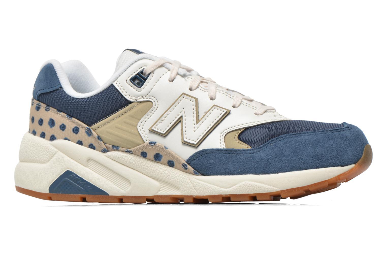 Sneaker New Balance WRT580 blau ansicht von hinten