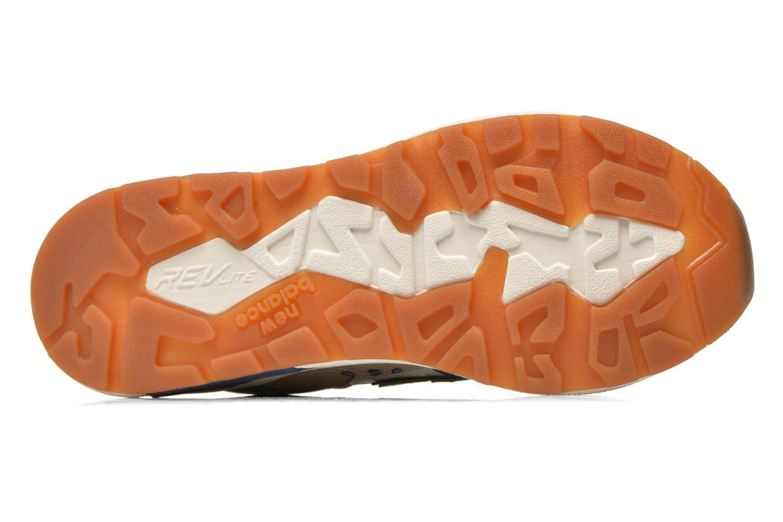 Sneakers New Balance WRT580 Azzurro immagine dall'alto