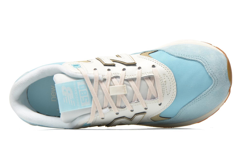 WRT580 KB Blue/White