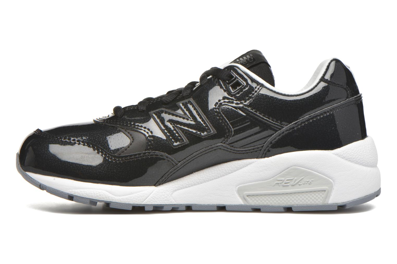 Trainers New Balance WRT580 Black front view