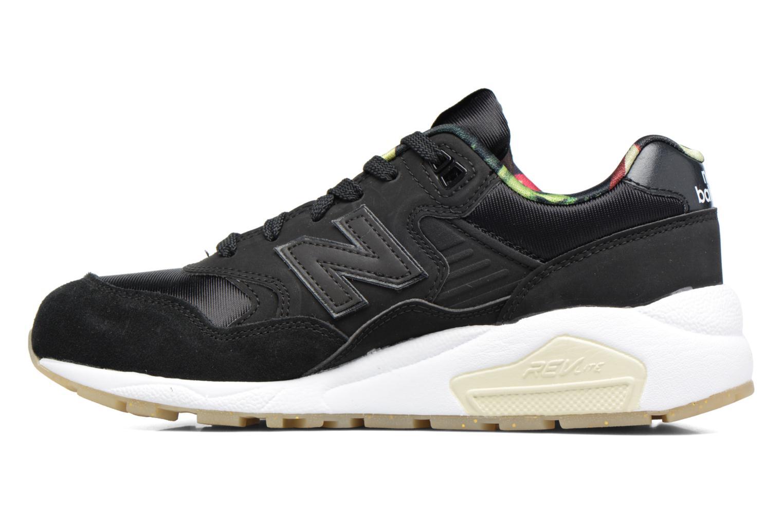 Sneakers New Balance WRT580 Sort se forfra