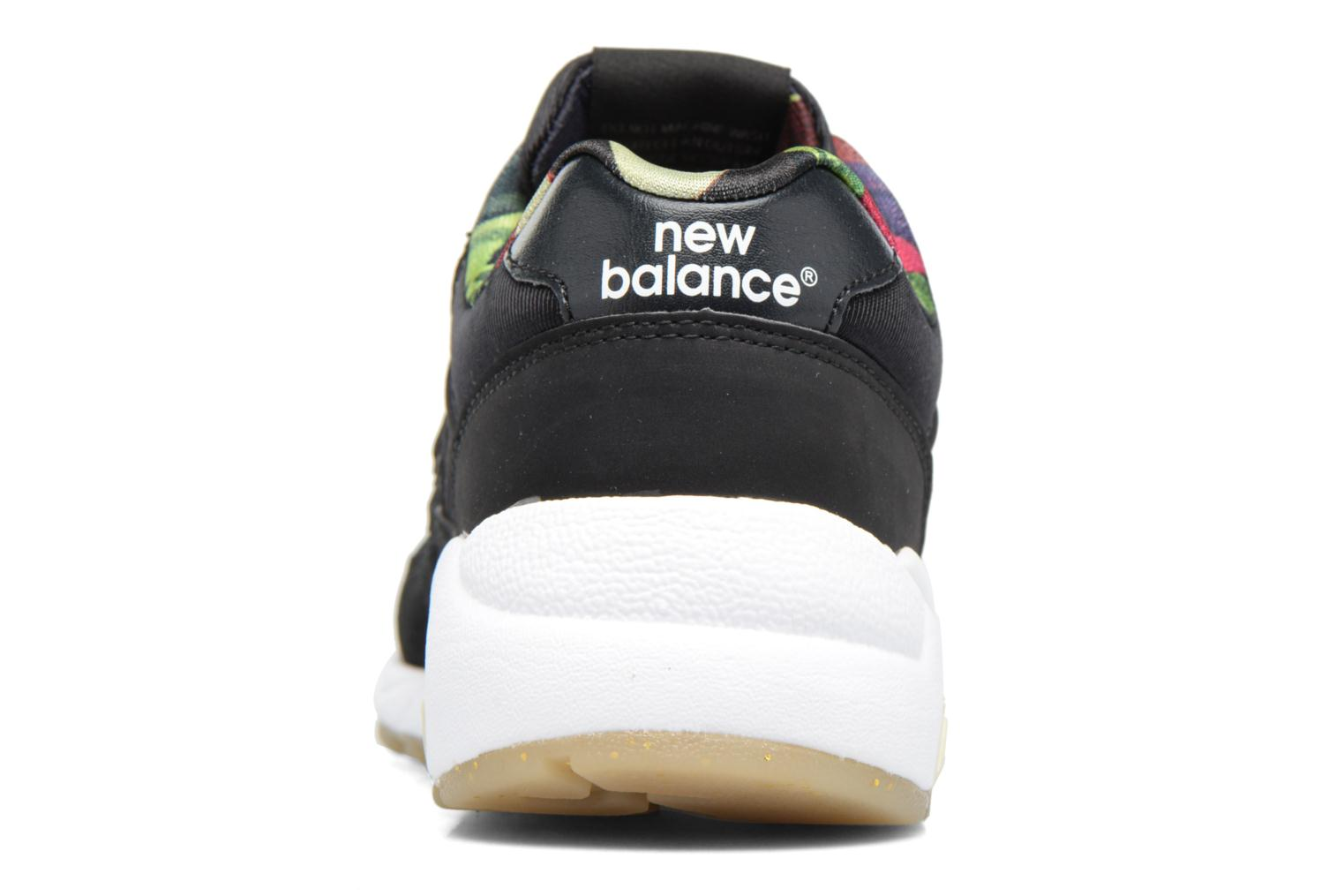 Trainers New Balance WRT580 Black view from the right