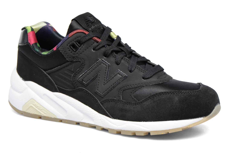 Sneaker New Balance WRT580 schwarz detaillierte ansicht/modell