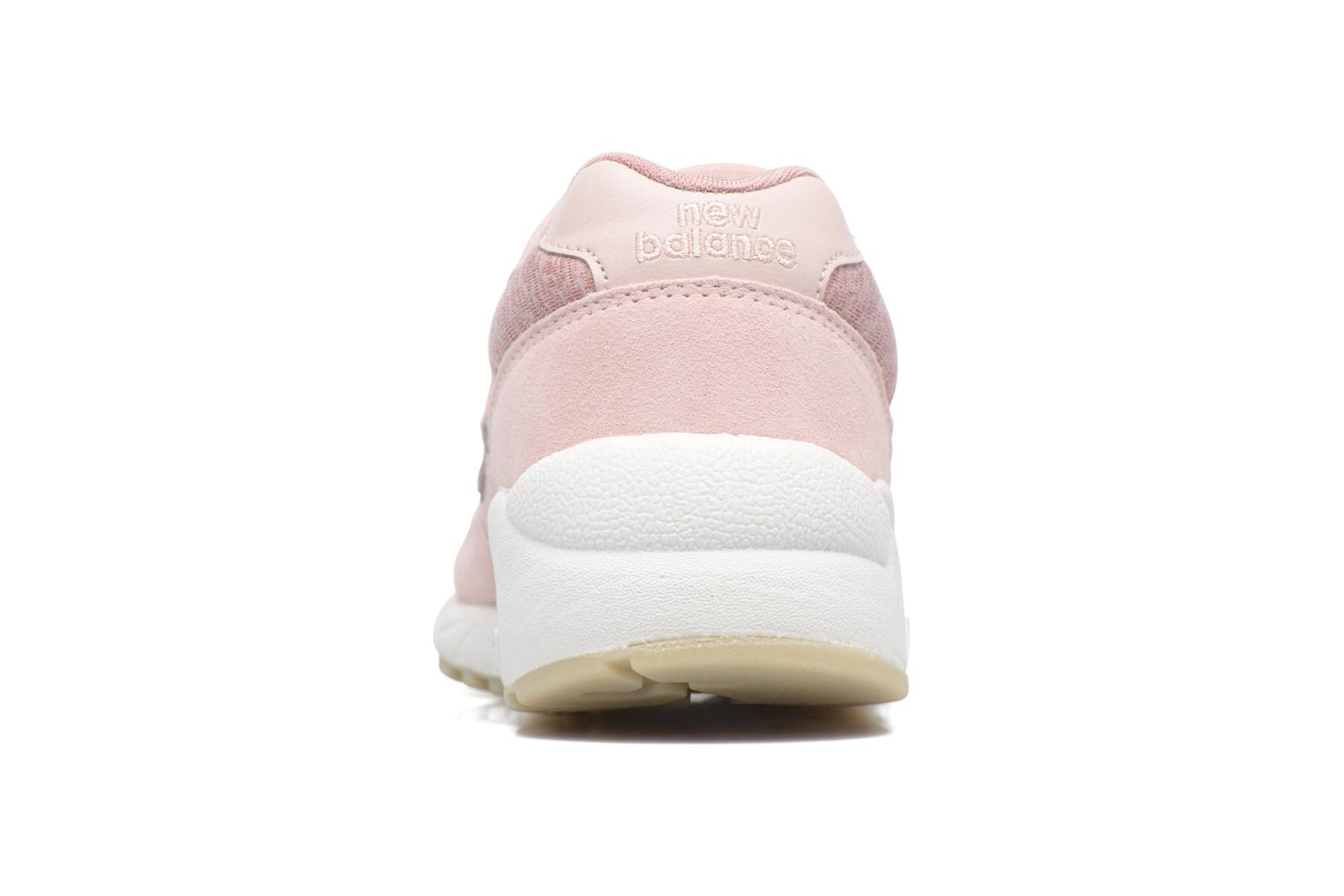 Trainers New Balance WRT580 Pink view from the right