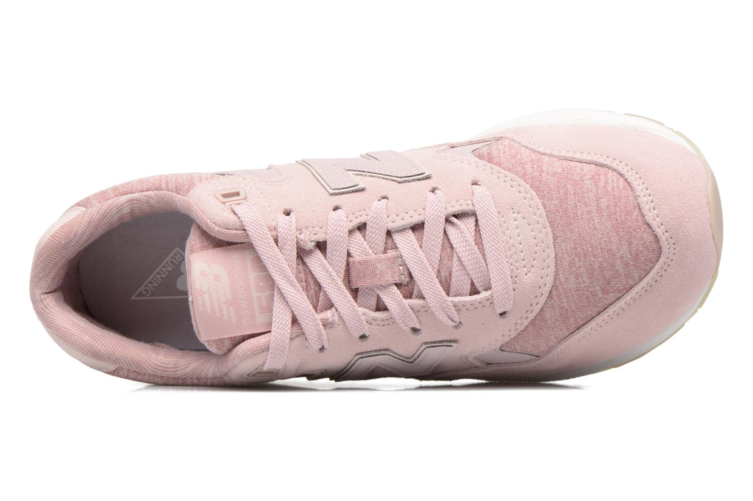 Baskets New Balance WRT580 Rose vue gauche