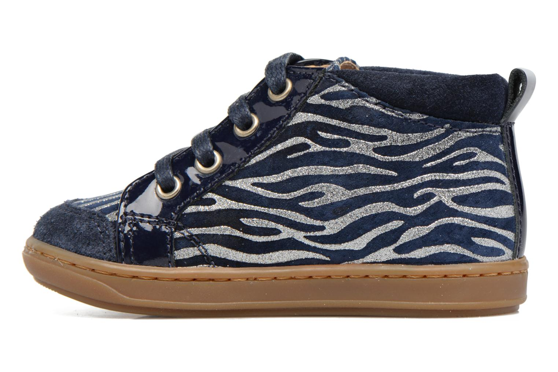 Boots en enkellaarsjes Shoo Pom Bouba Bump Blauw voorkant