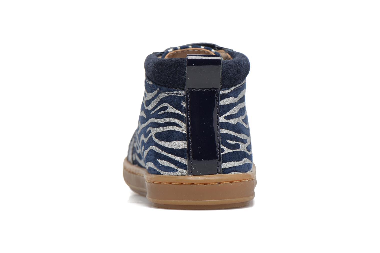 Boots en enkellaarsjes Shoo Pom Bouba Bump Blauw rechts