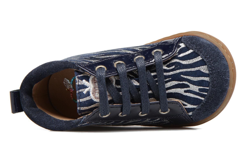 Boots en enkellaarsjes Shoo Pom Bouba Bump Blauw links