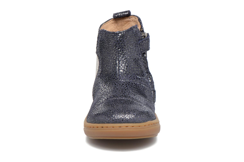 Bottines et boots Shoo Pom Bouba Apple Noir vue portées chaussures
