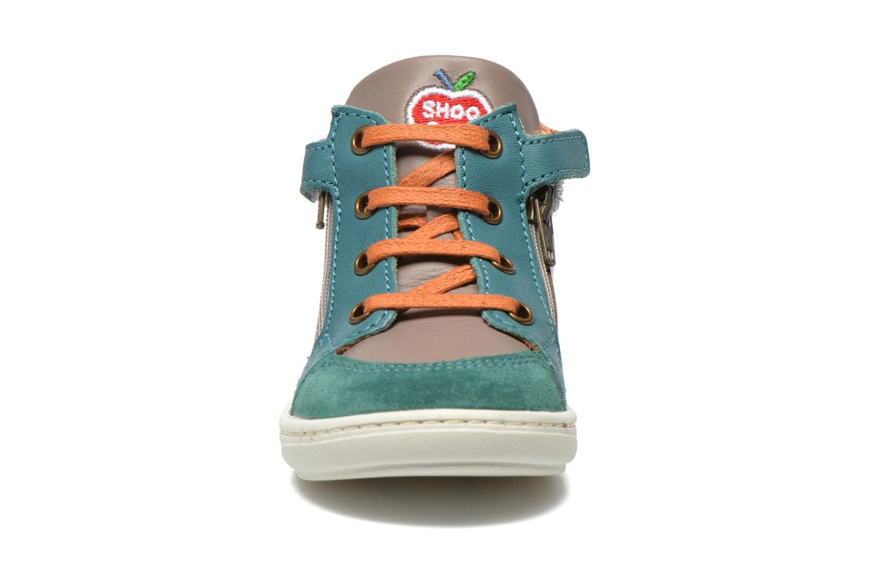 Bottines et boots Shoo Pom Bouba Bi Zip Gris vue portées chaussures