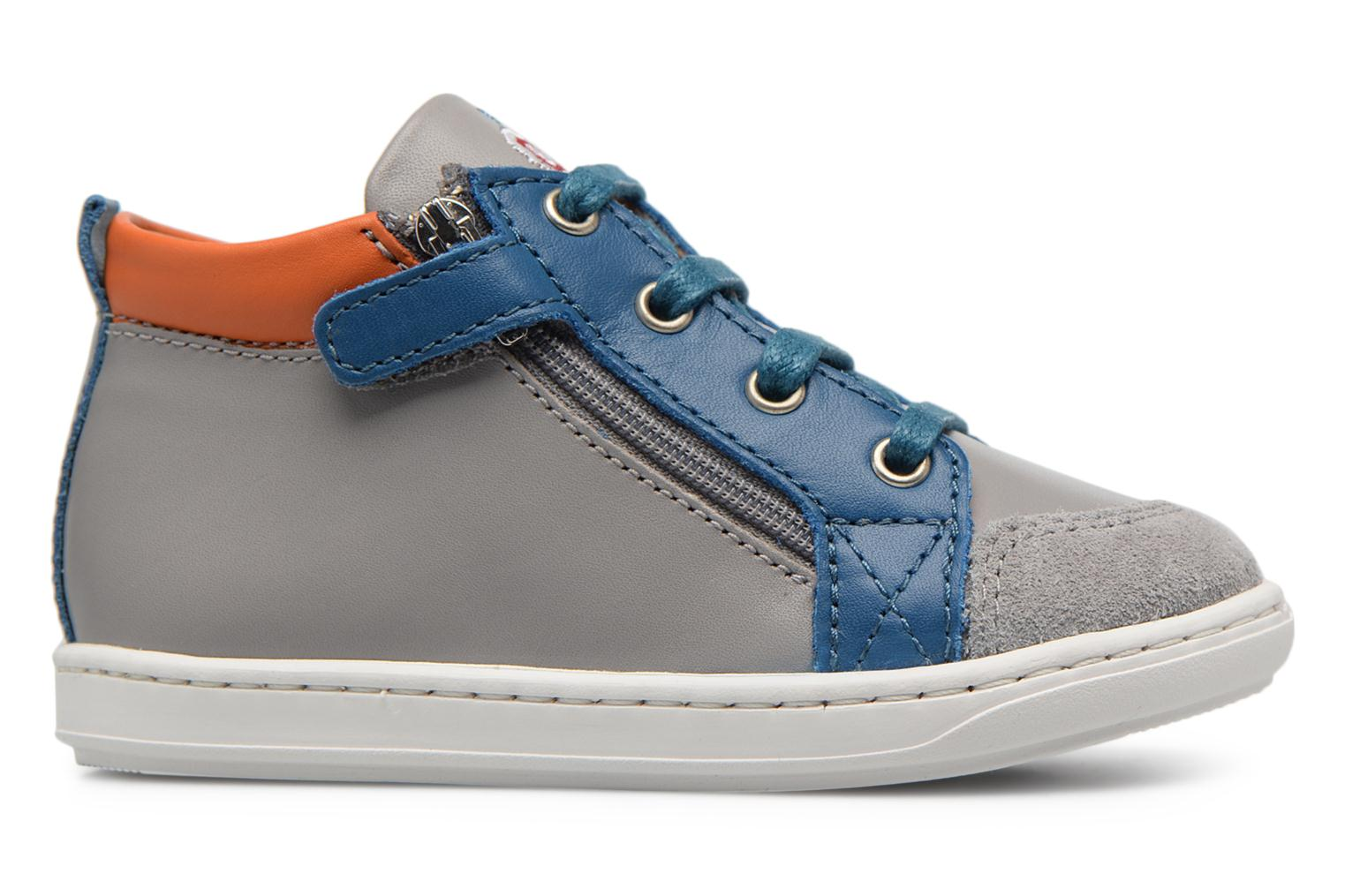 Bouba Bi Zip Grey/Blue/Orange