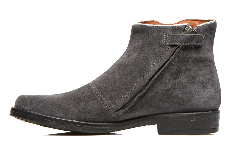 Ankle boots Shwik TIJUANA BIDING Grey front view