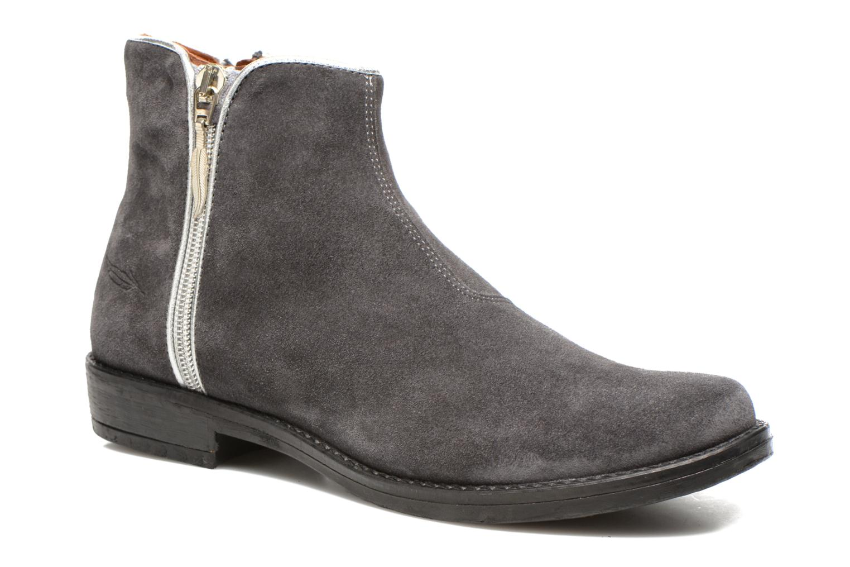Boots en enkellaarsjes Shwik TIJUANA BIDING Grijs detail
