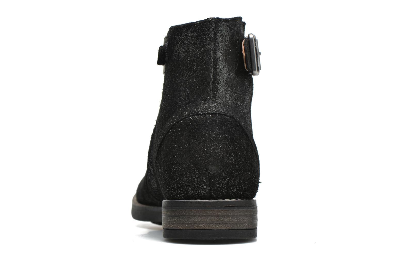 Bottines et boots Shwik WACO BASE Noir vue droite