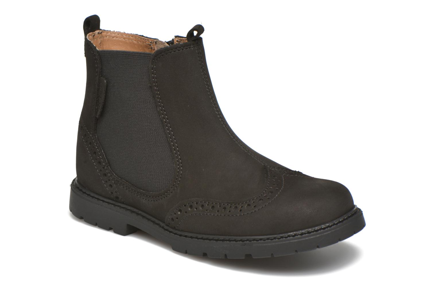 Ankle boots Start Rite Digby Black detailed view/ Pair view