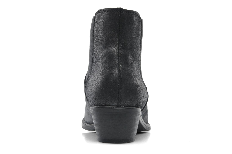 Bottines et boots Méliné Svanna Gris vue droite