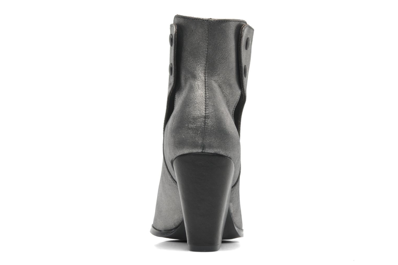 Boots en enkellaarsjes Bocage Marthe Grijs rechts