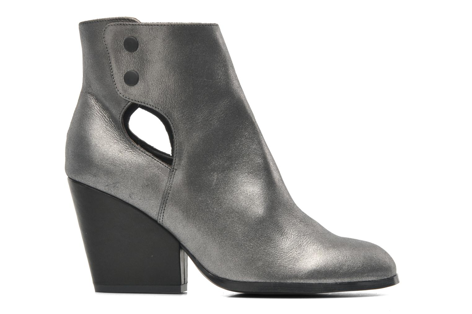 Ankle boots Bocage Marthe Grey back view