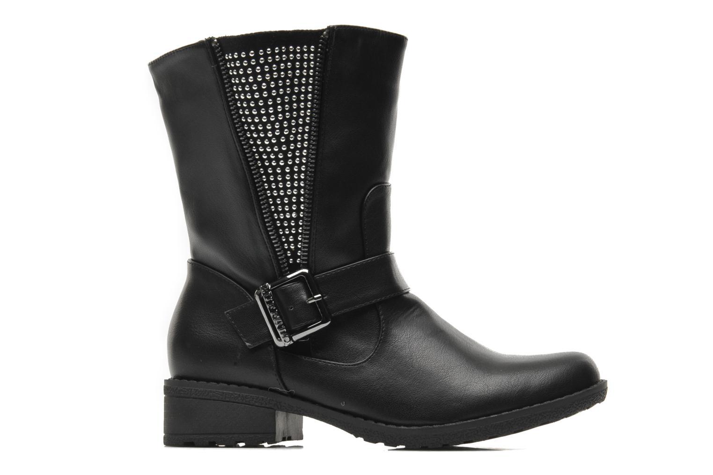 Bottines et boots Buffalo Ballisté Noir vue derrière