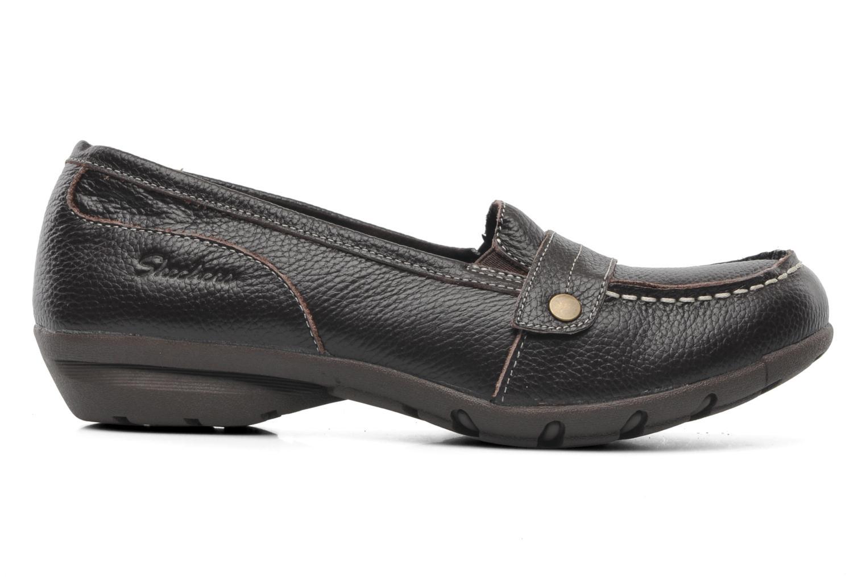 Loafers Skechers Career 48986 Brown back view