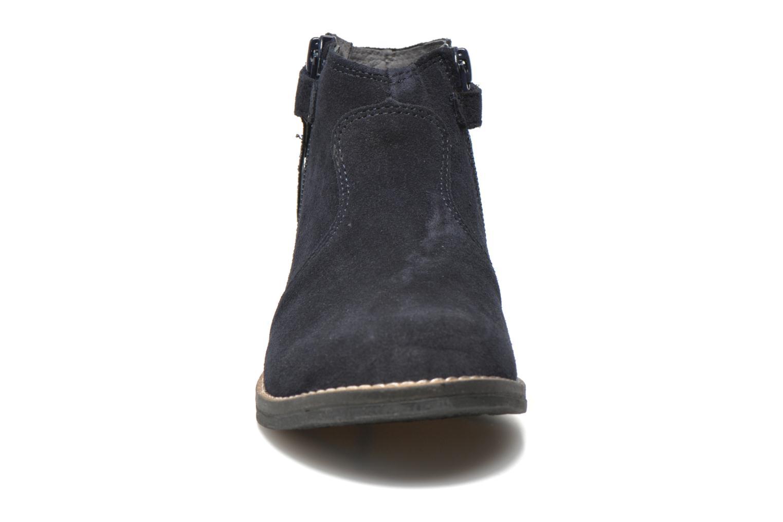 Stiefeletten & Boots Babybotte Kenza blau schuhe getragen