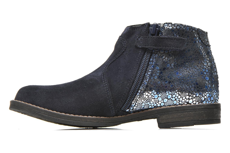 Boots en enkellaarsjes Babybotte Kenza Blauw voorkant