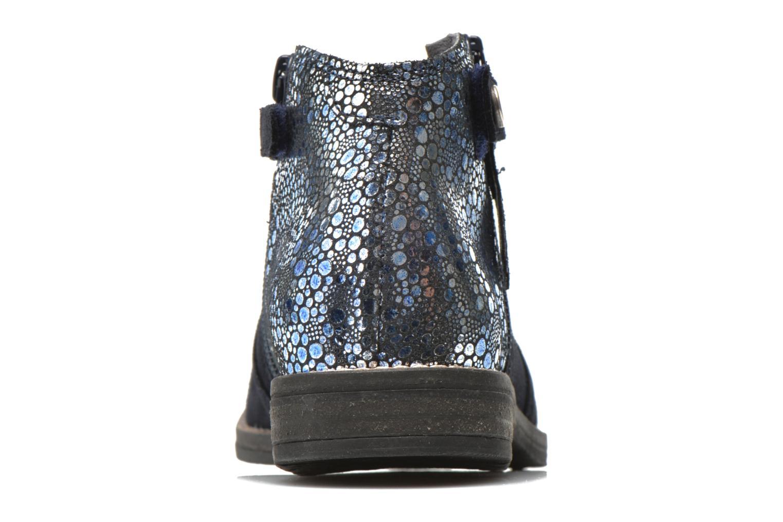 Stiefeletten & Boots Babybotte Kenza blau ansicht von rechts