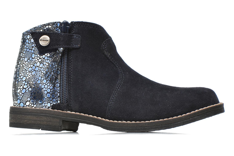 Boots en enkellaarsjes Babybotte Kenza Blauw achterkant