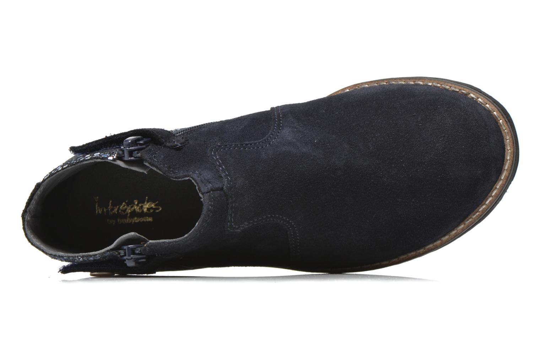 Stiefeletten & Boots Babybotte Kenza blau ansicht von links