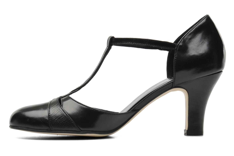 High heels Jonak Zannis Black front view