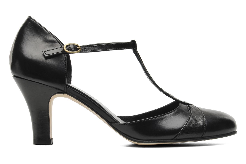 High heels Jonak Zannis Black back view