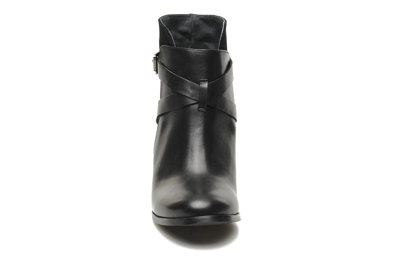 Bottines et boots Jonak Drakos Noir vue portées chaussures