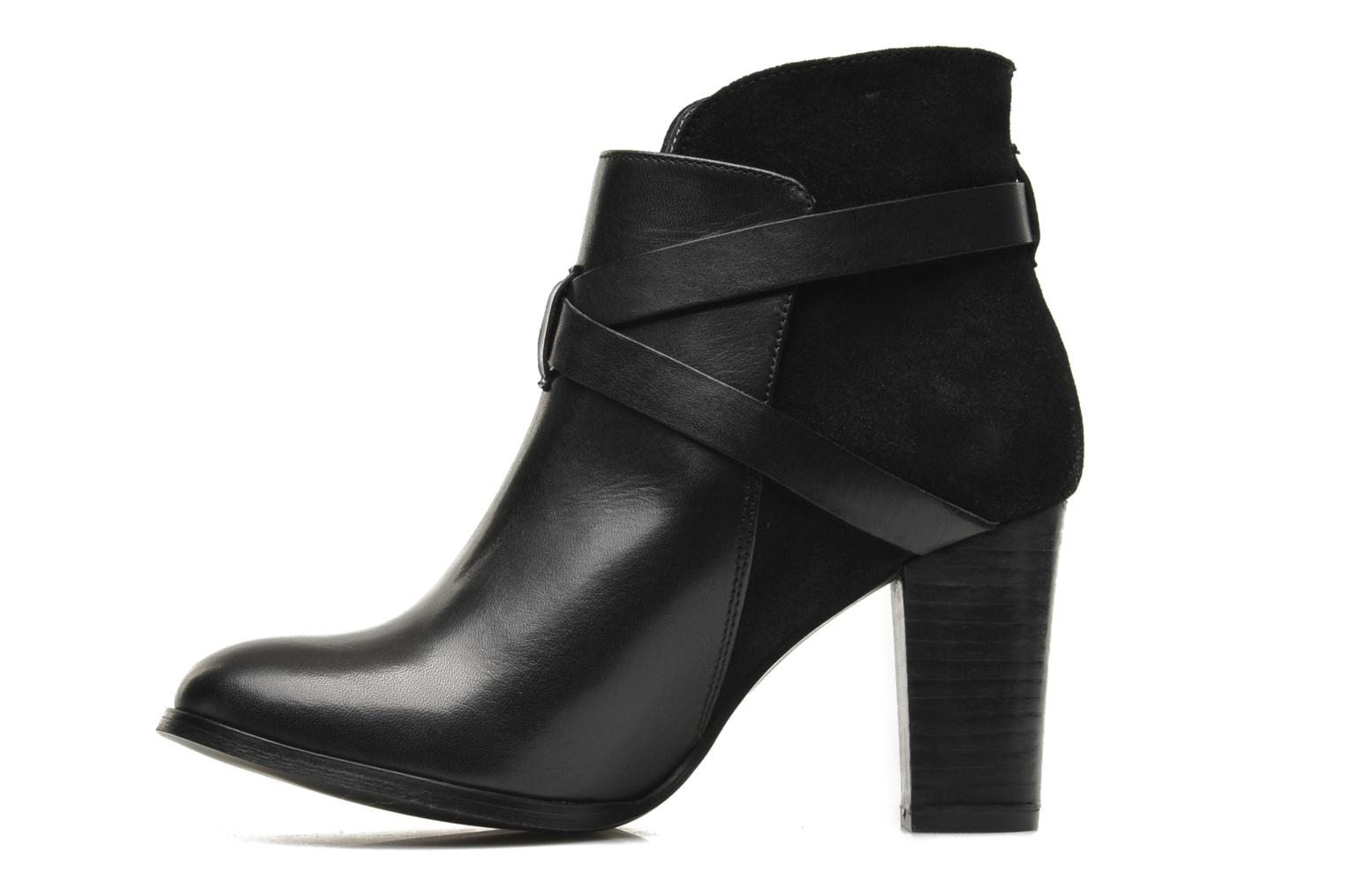 Ankle boots Jonak Drakos Black front view