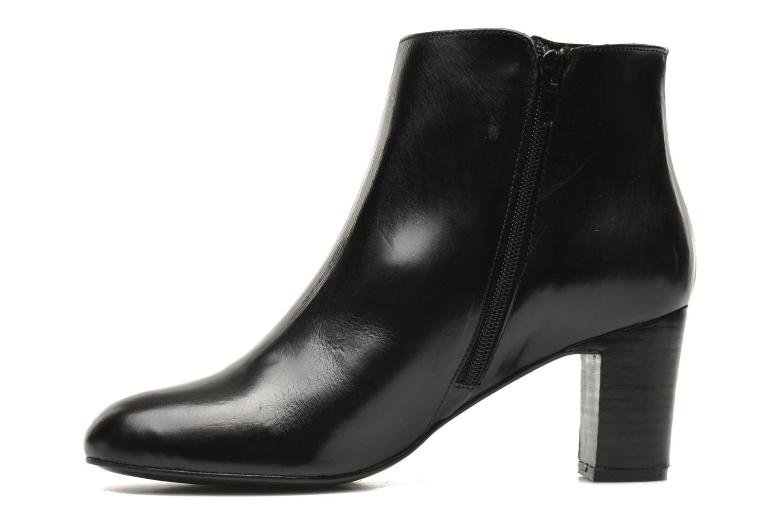 Bottines et boots Jonak Dey Noir vue face