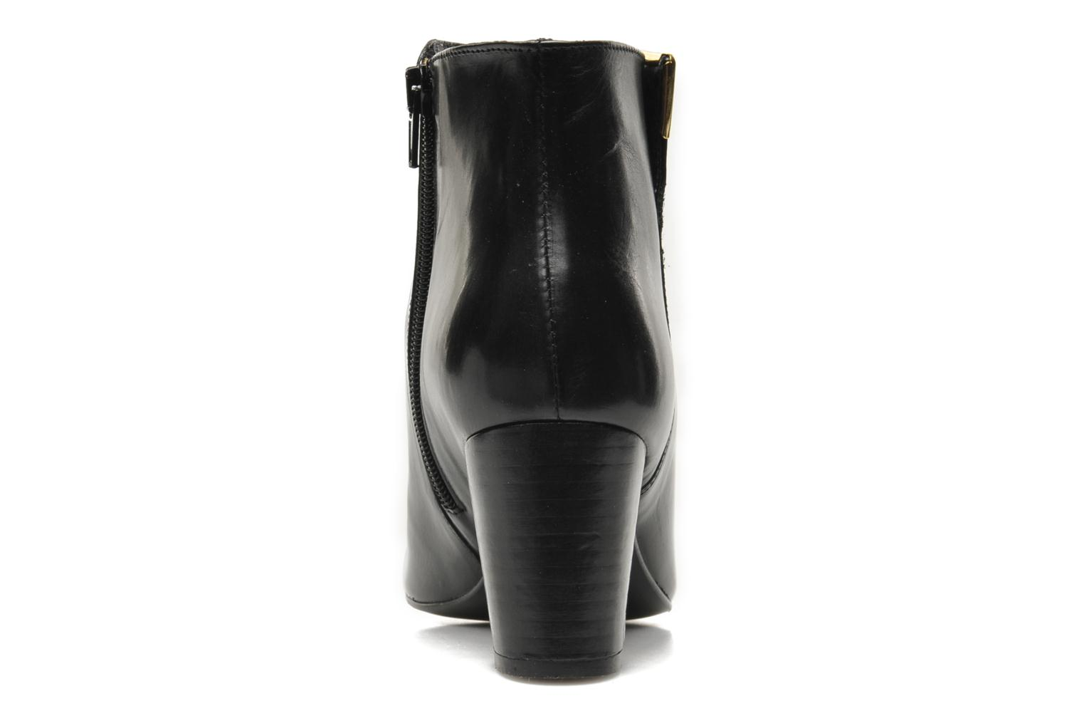Ankle boots Jonak Dey Black view from the right