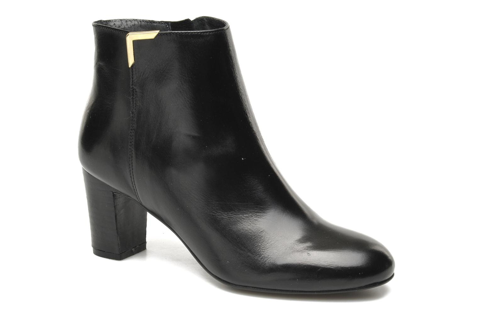 Ankle boots Jonak Dey Black detailed view/ Pair view
