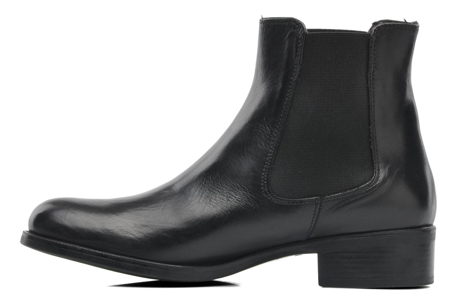 Ankle boots Jonak Sabine Black front view