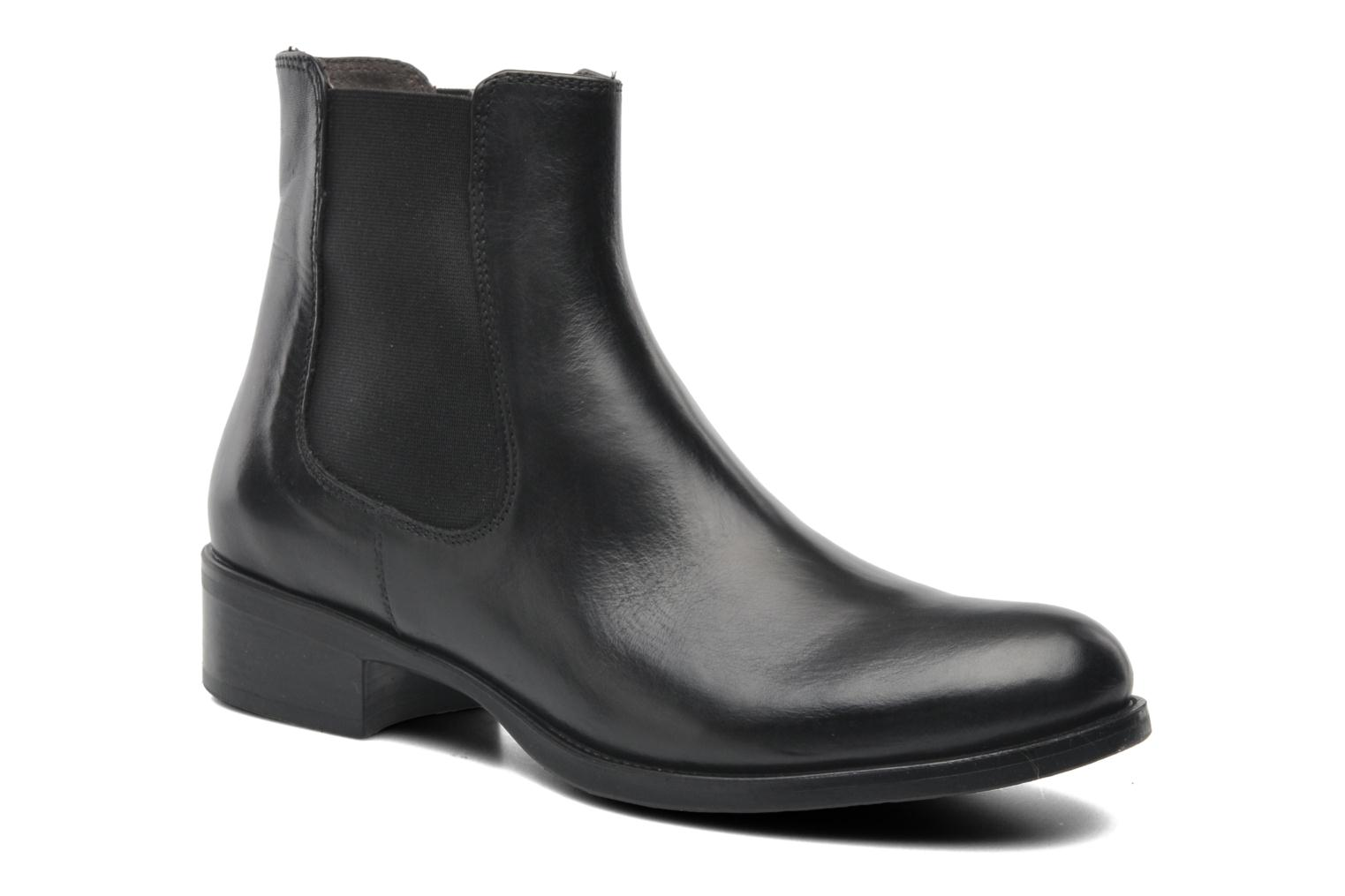 Ankle boots Jonak Sabine Black detailed view/ Pair view