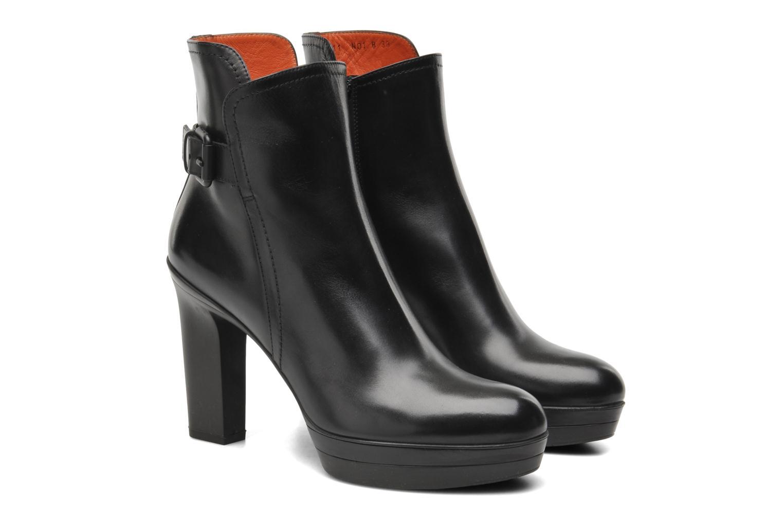 Boots en enkellaarsjes Santoni Blaire 52511 Zwart 3/4'