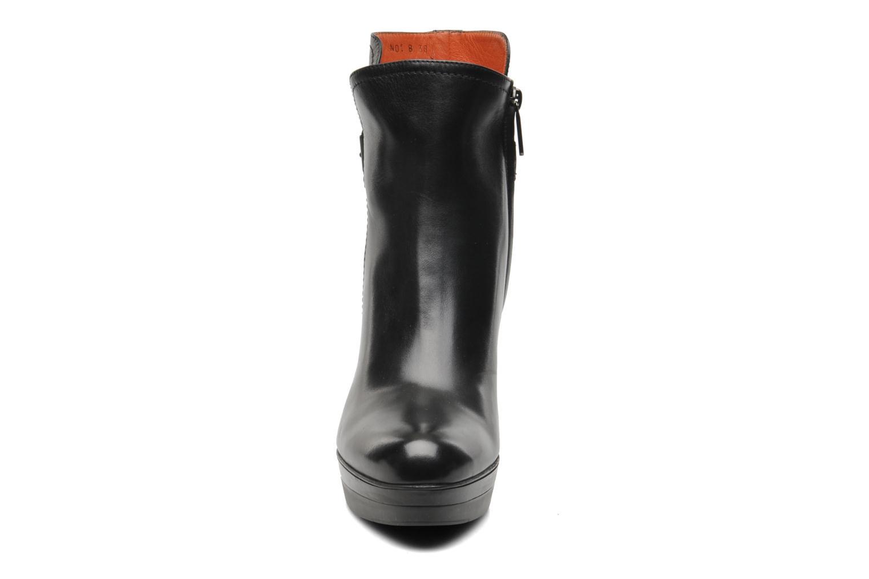 Boots en enkellaarsjes Santoni Blaire 52511 Zwart model