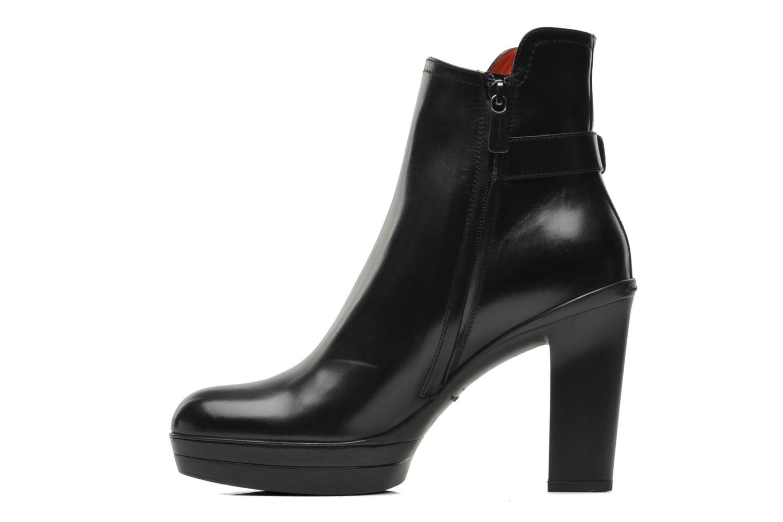 Boots en enkellaarsjes Santoni Blaire 52511 Zwart voorkant