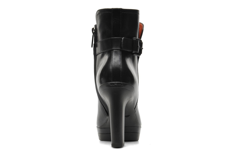 Boots en enkellaarsjes Santoni Blaire 52511 Zwart rechts