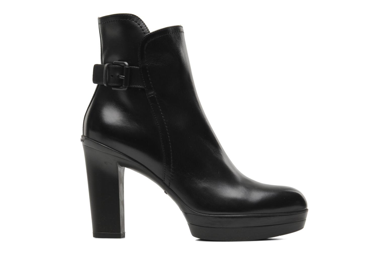 Boots en enkellaarsjes Santoni Blaire 52511 Zwart achterkant