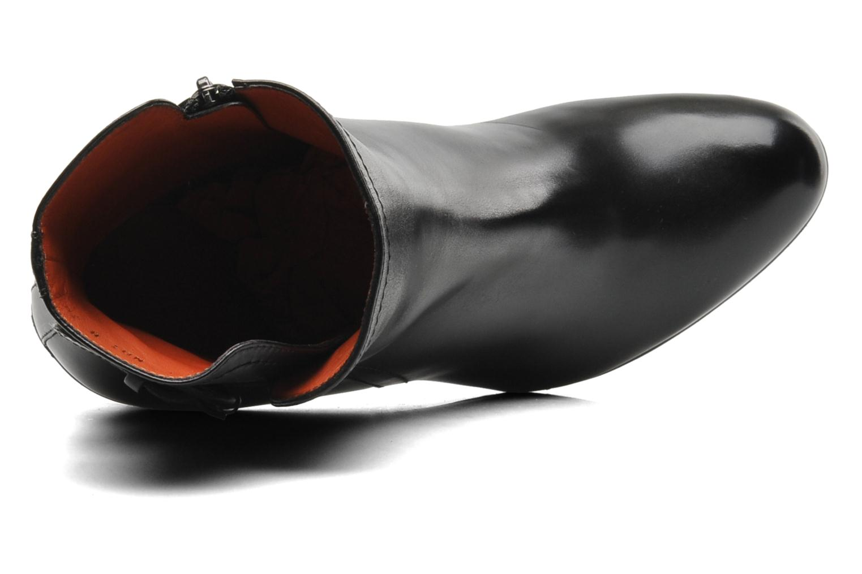 Boots en enkellaarsjes Santoni Blaire 52511 Zwart links