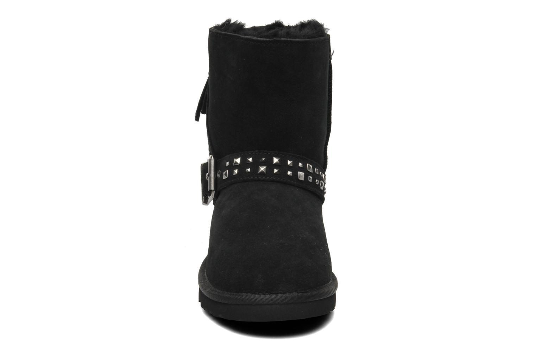 Boots en enkellaarsjes UGG K Blaise Studs Zwart model