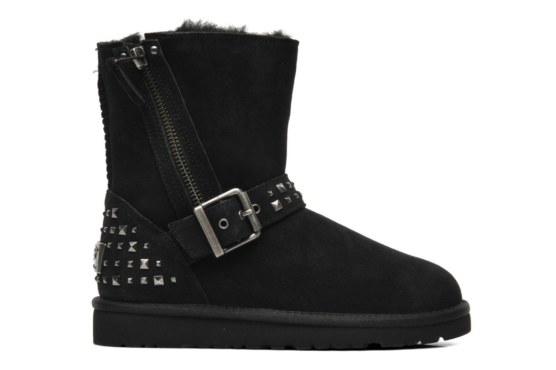 Boots en enkellaarsjes UGG K Blaise Studs Zwart achterkant